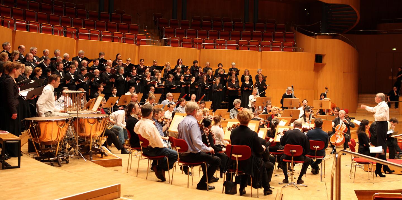 Kölner Philharmonie, Konzert Rossini Suppé, 03.04.2011