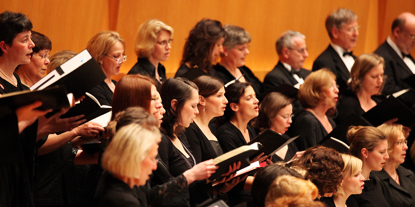Kölner Philharmonie, Konzert Rossini Suppé