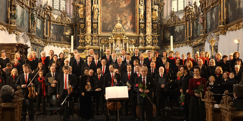 St. Mariä Himmelfahrt; Palmeri Tango-Messe